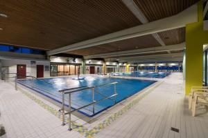 Wassergymnastik @ Schwimmhalle